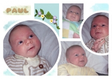 Child collage paget