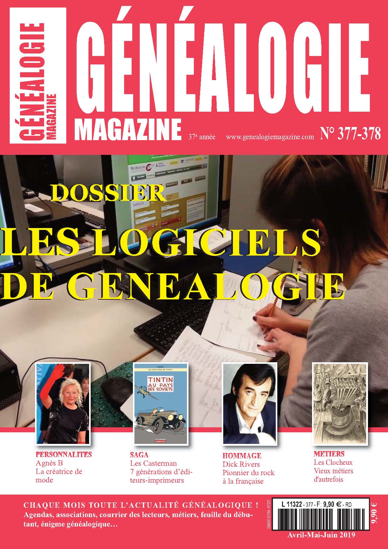 genealogie magazine 377