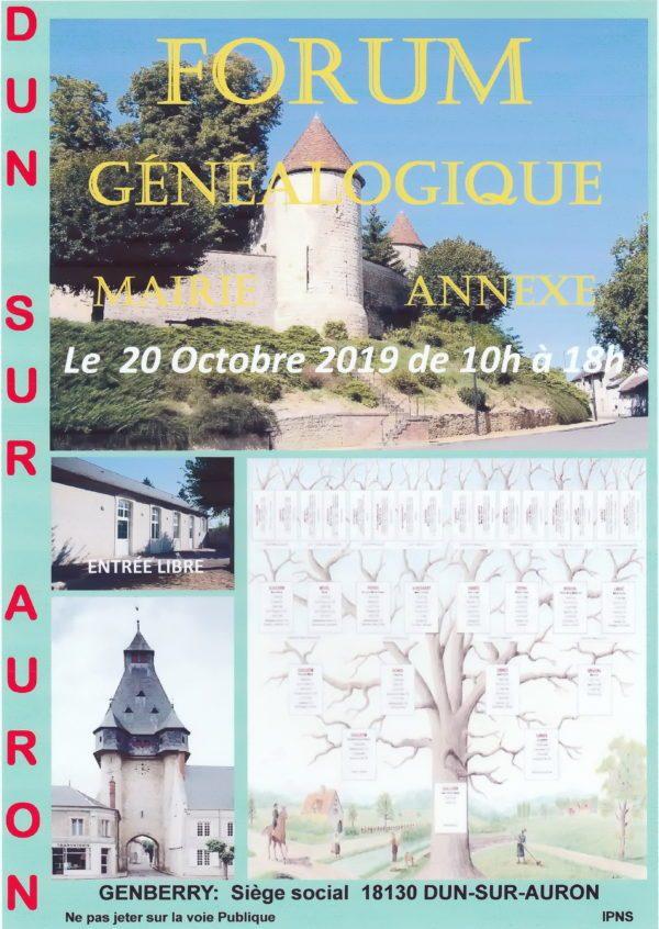salon Dun-sur-Auron
