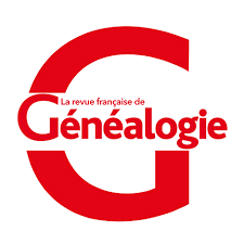 logo revue française de généalogie