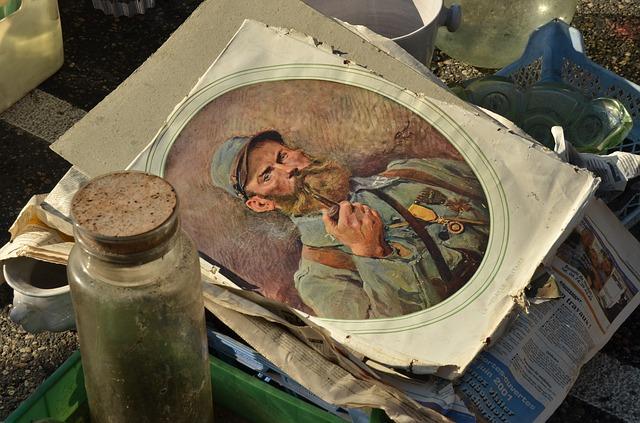 soldat ancienne photo