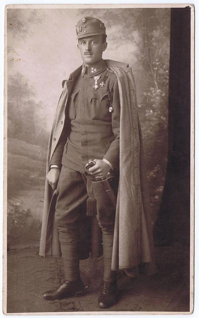 soldat premiere guerre mondiale