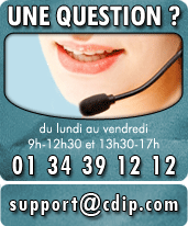 Une question ? Appelez-nous au 01 34 39 12 12, du lundi au vendredi, 9-12h30 et 13h30-17h