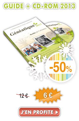 -50% sur le guide et le Cd-Rom 2012