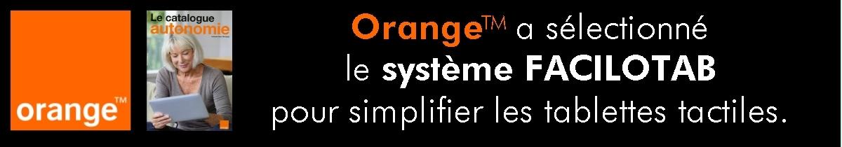 catalogue autonomie orange