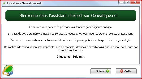 Geneatique.net pour publier votre généalogie