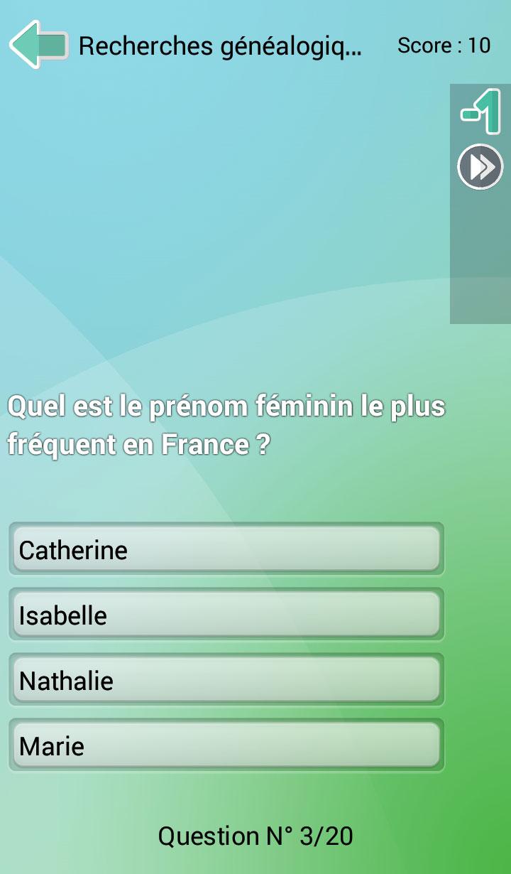 Quel est le prénom féminin le plus fréquent en France ?