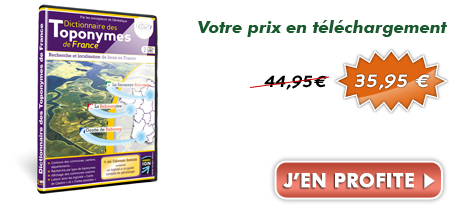 Votre prix toponymes -20%