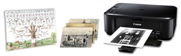 Réalisez des impressions de qualité avec votre imprimante !