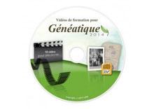 Vidéos de formation pour Généatique 2014