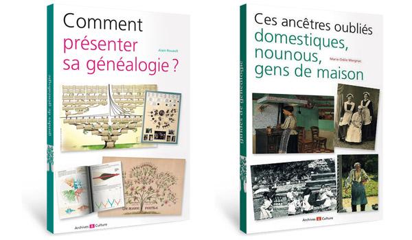 Nouveautés Archives et Culture