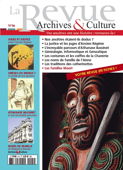 Archives et Culture n°36