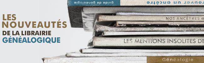 La librairie généalogique du CDIP