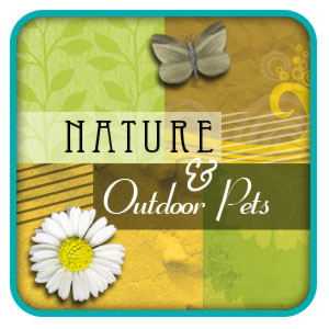 Les kits « Nature, Outdoor & Pets »