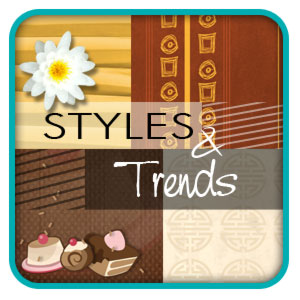 Les kits « Styles and trends »