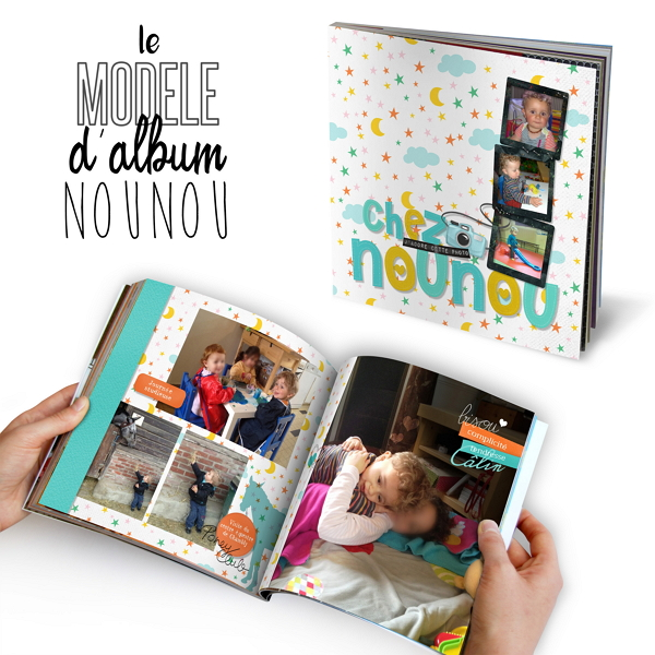 """Berühmt Tout mignon : l'album photo """"Chez Nounou"""" à offrir - Blog de  WM18"""