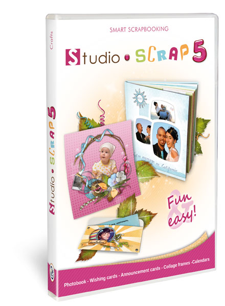 The new Studio-Scrap is even smarter! by  download: 9,95 Eur.